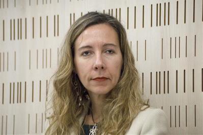 Patricia Sanz. Presidenta del Observatorio de Igualdad de Oportunidades de la ONCE y su Fundación.