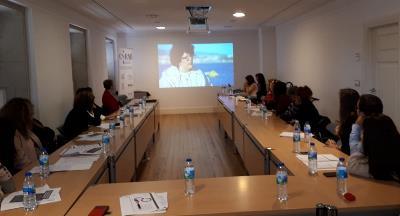 Celebrada en Santiago de Compostela una jornada sobre derechos de las mujeres y niñas con discapacidad