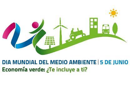 Imagen del Día Mundial del Medio Ambiente del PNUMA (Programa de Naciones Unidas para el Medio Ambiente)