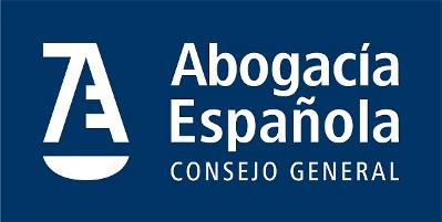 Logotipo del Consejo General de Abogacía Española