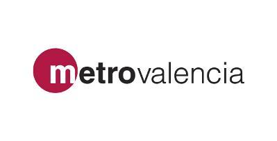 Logotipo de Metrovalencia