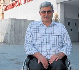 Antonio Hermoso, nuevo presidente de CERMI Andalucía