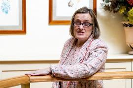 Imelda Fernández Rodríguez, vicepresidenta 4ª de Servicios Sociales y Participación de la ONCE