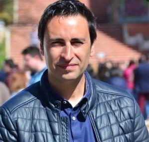 Javier Luengo, diputado de Ciudadanos en la Asamblea de Madrid y exdirector de Plena Inclusión Madrid