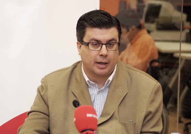 Javier Font, presidente del CERMI Comunidad de Madrid