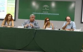 CERMI Andalucía en la Jornada informativa Inturjoven
