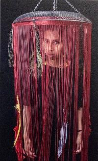 Obra 'Esclarecedor mágico de belleza interior'