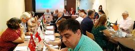 Imagen durante la celebración de la II Conferencia CERMI Territorios