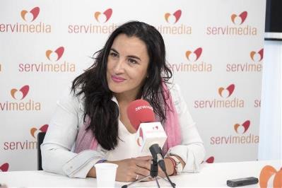 Mónica Silvana, eurodiputada socialista