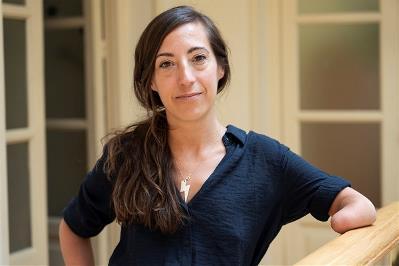 Beatriz de Miguel Vijandi, asesora técnica en el Consejo General de la ONCE y coordinadora general de la Fundación Derecho y Discapacidad