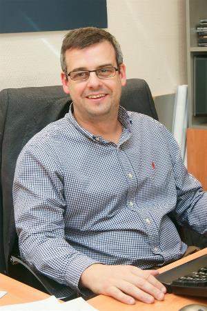 Luis Leardy, secretario de la Comisión de Deportes del CERMI