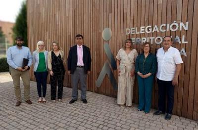Manoli Muro, jurado del Premio Solidarios ONCE La Rioja