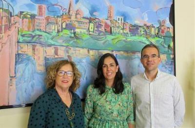 CERMI La Rioja se reúne con la concejala de Economía y Hacienda del Ayuntamiento de Logroño para solucionar el cobro del 20 % de las subvenciones de 2018