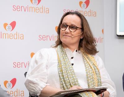 Sabina Lobato, directora de Formación y Empleo de Fundación ONCE