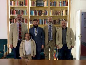 El CERMI y la Escuela Diplomática de España unen fuerzas para impulsar la toma de conciencia sobre la Convención Internacional de la Discapacidad