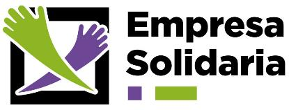 Logotipo de Empresa solidaria