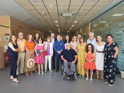 CERMI Andalucía repasa junto al CERMI Estatal los retos de las personas con discapacidad y sus familias