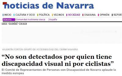 Imagen del diario Noticias de Navarra