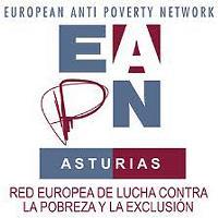 la Logo de la Red Europea de Lucha contra la Pobreza y la Exclusión Social (EAPN-AS)