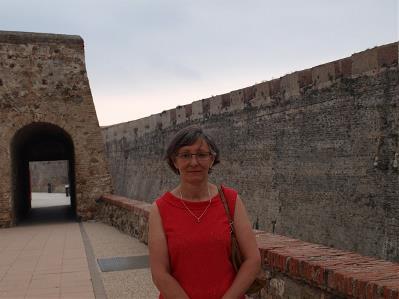 Consuelo del Moral, arquitecta urbanista, profesora e investigadora de la Universidad de Granada