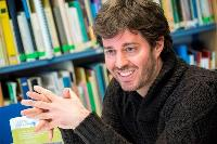 Eduardo Díaz, director del Centro Español de Documentación de Discapacidad, del real Patronato sobre Discapacidad