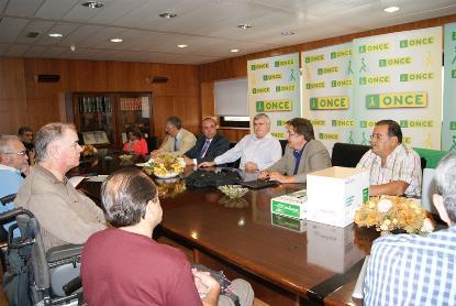 Imagen de la celebración de la Asamblea General Extraordinaria del CERMI CV