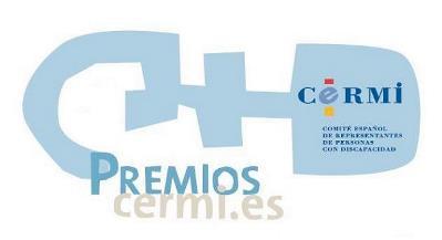 Logotipo de los Premios CERMI