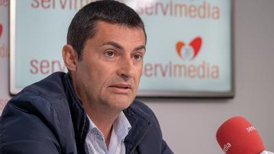 Eduardo Abad, presidente de Upta (Unión de Profesionales y Trabajadores Autónomos)