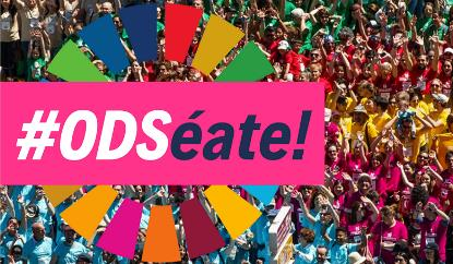 Cartel de la campaña Odeséate