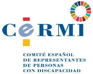 Nuevo logotipo del CERMI con motivo de los ODS