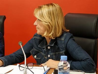 Rosa Estarás, en representación del Grupo del Partido Popular Europeo