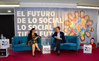 José Luis Rodríguez Zapatero y Ana Peláez