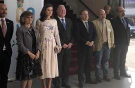 La reina Letizia con Salud Mental España en el Día Mundial de la Salud