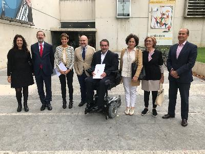 """Presentación del libro """"Avanzando en la inclusión, balance de logros alcanzados y agenda pendiente en el Derecho español de la Discapacidad"""""""
