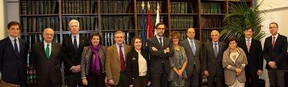 Imagen de grupo del Comité de Bioética de España