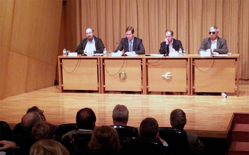 Asamblea Informativa sobre la constitución de la mesa de la Discapacidad en Aragón