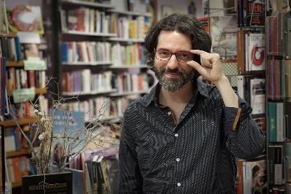 Andrés Neuman, escritor (© Rafa Martín)
