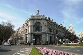 Fachada del Banco de España (Foto Banco de España. Flickr).