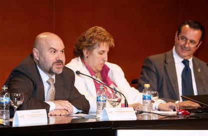 Luis Cayo Pérez Bueno, presidente del CERMI en el VI Congreso Amadís de Accesibilidad Audiovisual