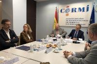 Fiirma entre Puertos del Estado y CERMI.
