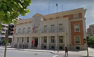 Subdelegación del Gobierno en Castelló (Foto Google Maps)