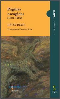 Portada de 'Páginas escogidas', de León Bloy