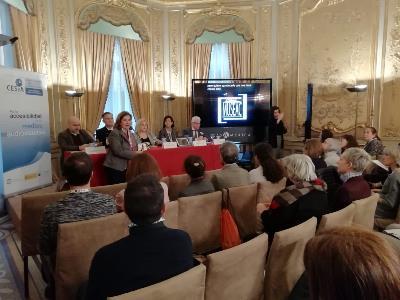 El presidente del Cermi, en la apertura de la jornada MUSEAC, Accesibilidad Universal a los Museos