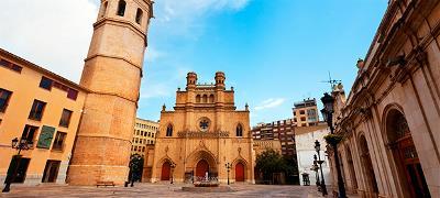Fotografía de Castellón. Foto: Turismo de Castellón.