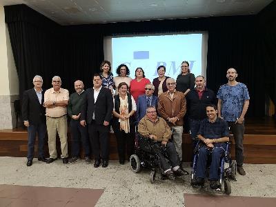 CERMI Canarias renueva su Comité Ejecutivo