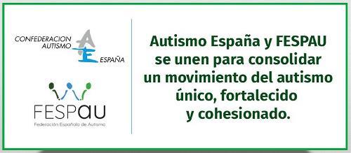 Autismo España y Fespau se unen