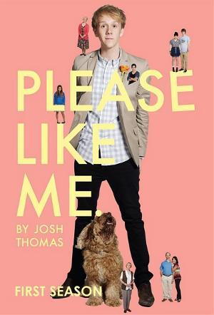 cartelera de la serie de televisión 'please like me'