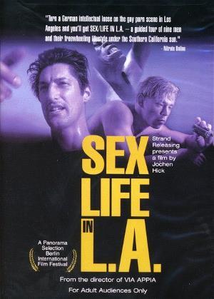 cartelera del documental 'Sex-life in LA'