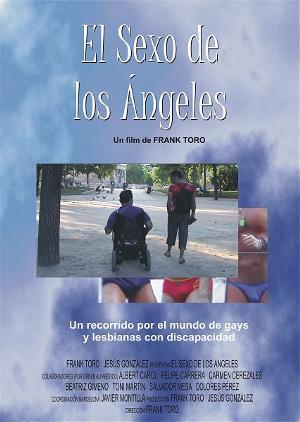 cartelera del documental 'El sexo de los ángeles'