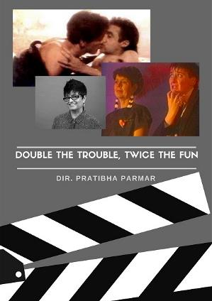 cartelera de la película 'Double the trouble, twice the fun'